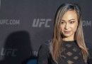 "Michelle ""The Karate Hottie"" Waterson believes this weekend's fight will be a 'hot mess'"