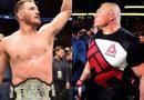 Stipe Miocic calls dibs on Brock Lesnar comeback fight